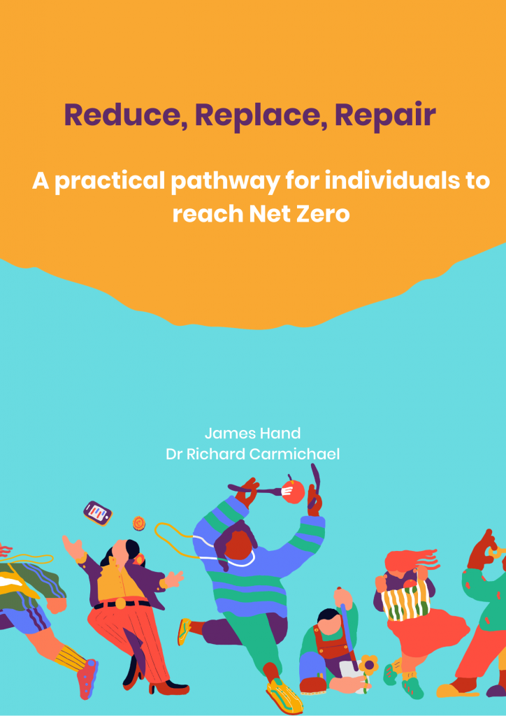 Reduce, replace, repair